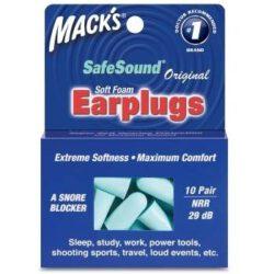 oordoppen safesound 10 paar