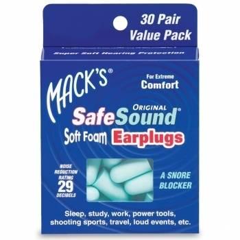 oordoppen safesound 30 paar