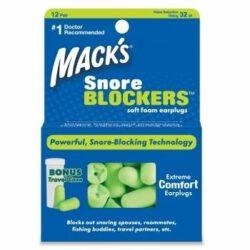 macks snore blockers 12 paar