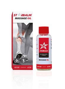 starbalm massage oil